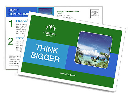 0000083984 Postcard Template