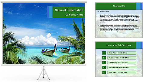 0000083984 PowerPoint Template
