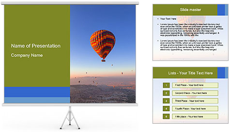 0000083985 PowerPoint Template