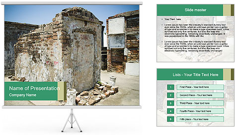 0000083990 PowerPoint Template