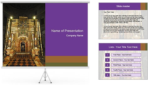 0000083991 PowerPoint Template