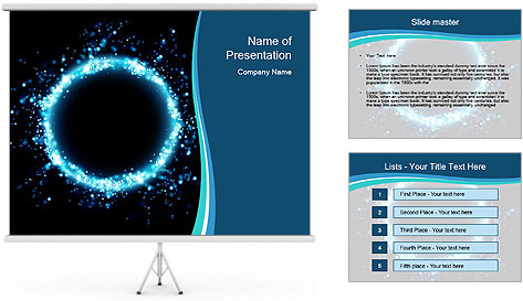 0000083995 PowerPoint Template