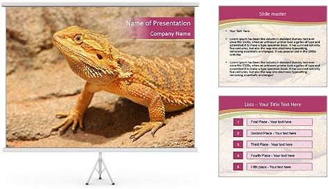 0000083997 PowerPoint Template