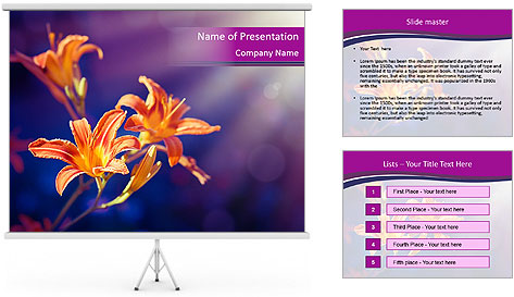 0000083998 PowerPoint Template