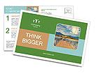 0000084001 Postcard Template