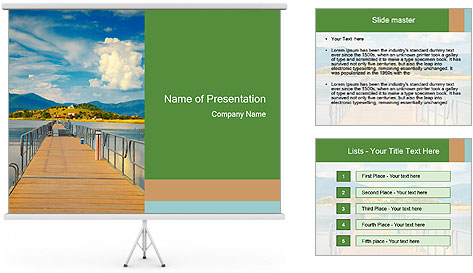 0000084001 PowerPoint Template
