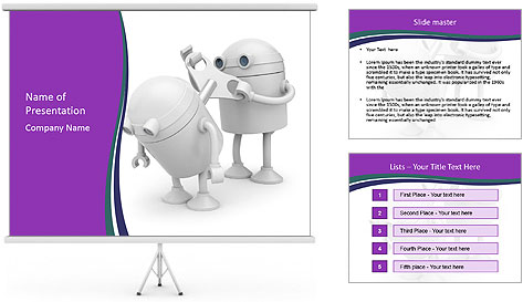 0000084003 PowerPoint Template