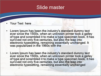 0000084009 PowerPoint Template - Slide 2