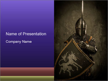 0000084011 PowerPoint Template - Slide 1