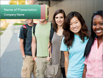 0000084023 PowerPoint Template - Slide 1