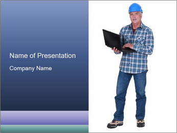 0000084025 PowerPoint Templates - Slide 1