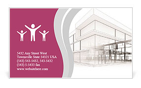 0000084041 Business Card Template