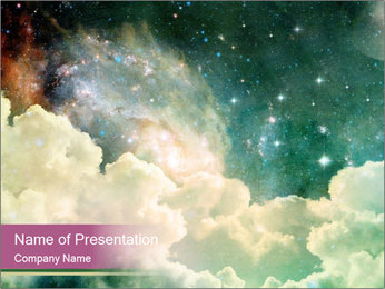0000084044 PowerPoint Template - Slide 1