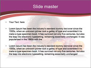 0000084081 PowerPoint Templates - Slide 2
