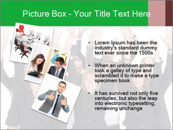 0000084090 PowerPoint Template - Slide 17