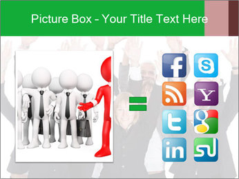 0000084090 PowerPoint Template - Slide 21
