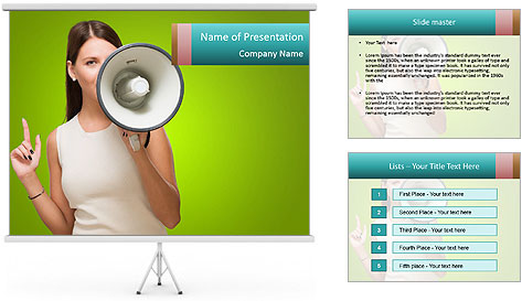 0000084091 PowerPoint Template