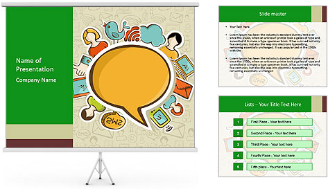 0000084095 PowerPoint Template