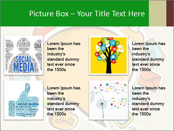 0000084095 PowerPoint Templates - Slide 14