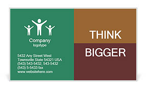0000084096 Business Card Template