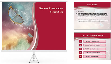 0000084102 PowerPoint Template