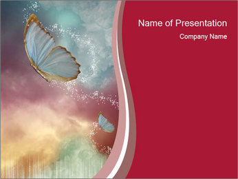 0000084102 PowerPoint Template - Slide 1