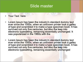 0000084103 PowerPoint Template - Slide 2