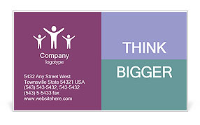 0000084105 Business Card Template