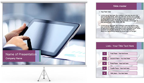 0000084105 PowerPoint Template
