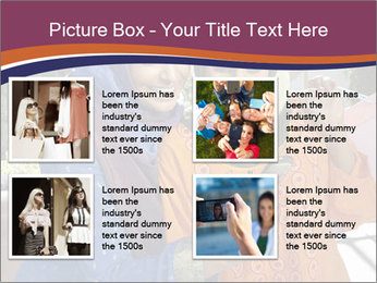0000084107 PowerPoint Template - Slide 14