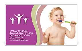 0000084109 Business Card Template