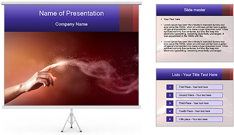 0000084115 PowerPoint Template