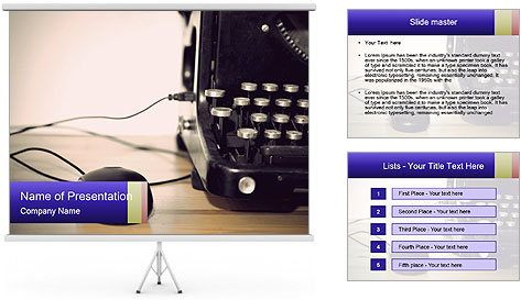 0000084117 PowerPoint Template