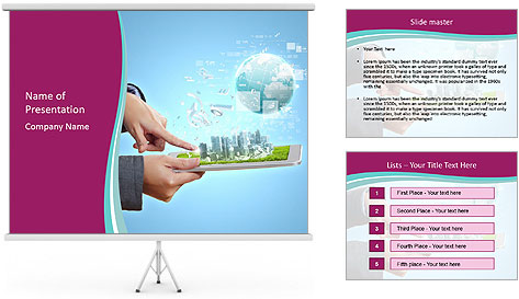 0000084123 PowerPoint Template