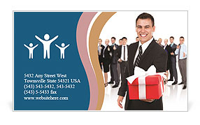 0000084127 Business Card Template