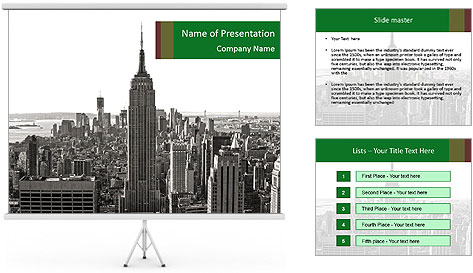 0000084132 PowerPoint Template
