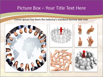 0000084133 PowerPoint Template - Slide 19