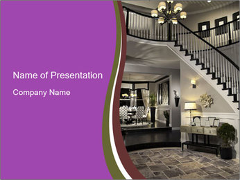 0000084135 PowerPoint Template - Slide 1