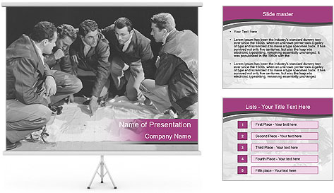 0000084142 PowerPoint Template