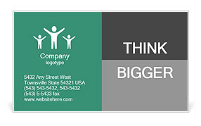 0000084146 Business Card Template
