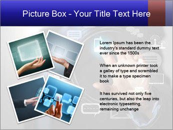 0000084149 PowerPoint Templates - Slide 23