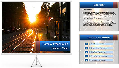 0000084155 PowerPoint Template