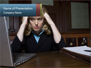 0000084158 PowerPoint Template - Slide 1