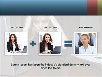 0000084158 PowerPoint Template - Slide 22