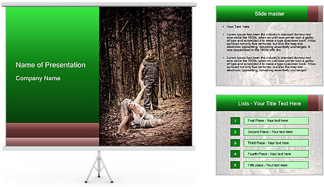 0000084160 PowerPoint Template