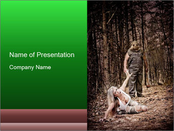 0000084160 PowerPoint Template - Slide 1