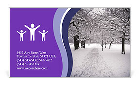 0000084166 Business Card Template