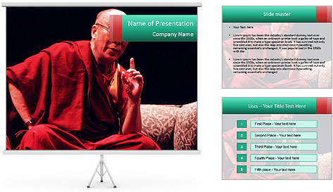0000084168 PowerPoint Template