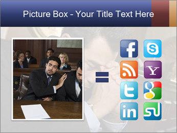 0000084179 PowerPoint Templates - Slide 21