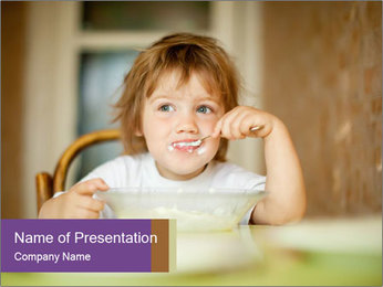 0000084180 PowerPoint Template - Slide 1